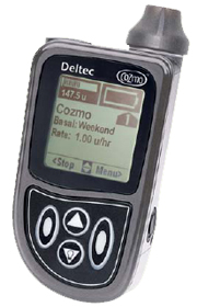 What my insulin pump looks like