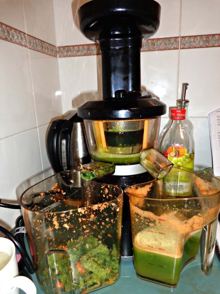 Juicing the Mean Green