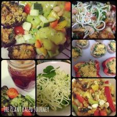 Last week's food